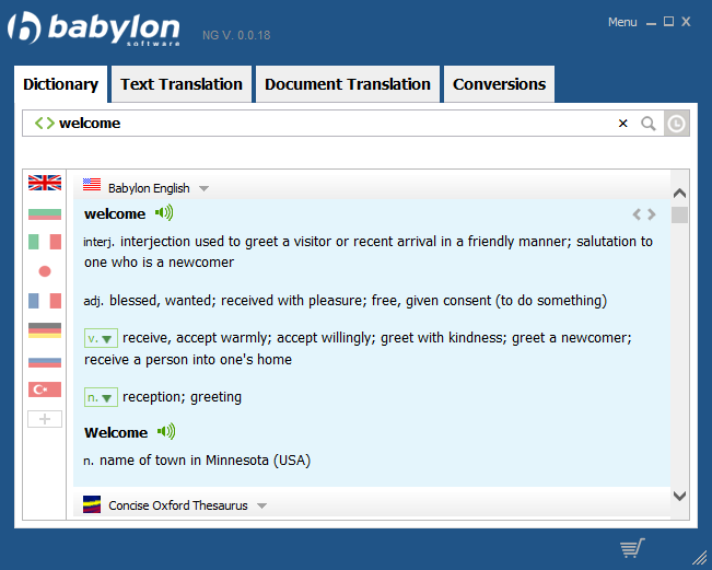 Babylon Screen shot